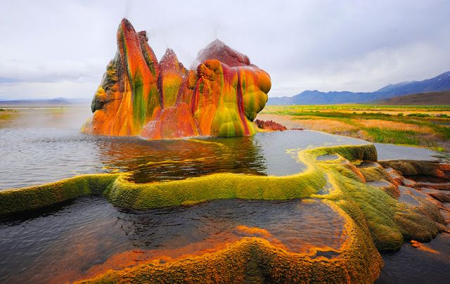 12 Of the Most Colorful Natural Wonders on Earth
