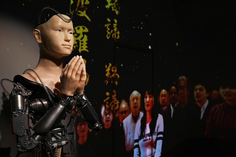 AI Religion Is Upon Us: Robot Priest Can Bless You, Guide You, And Even Perform Your Funeral