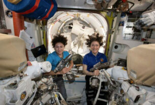 Two Women Make History By Performing The First Ever All-Female Space Walk