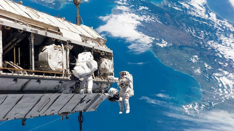 You Could Go To Space As Soon As Next Year, And No It's Not A Drill