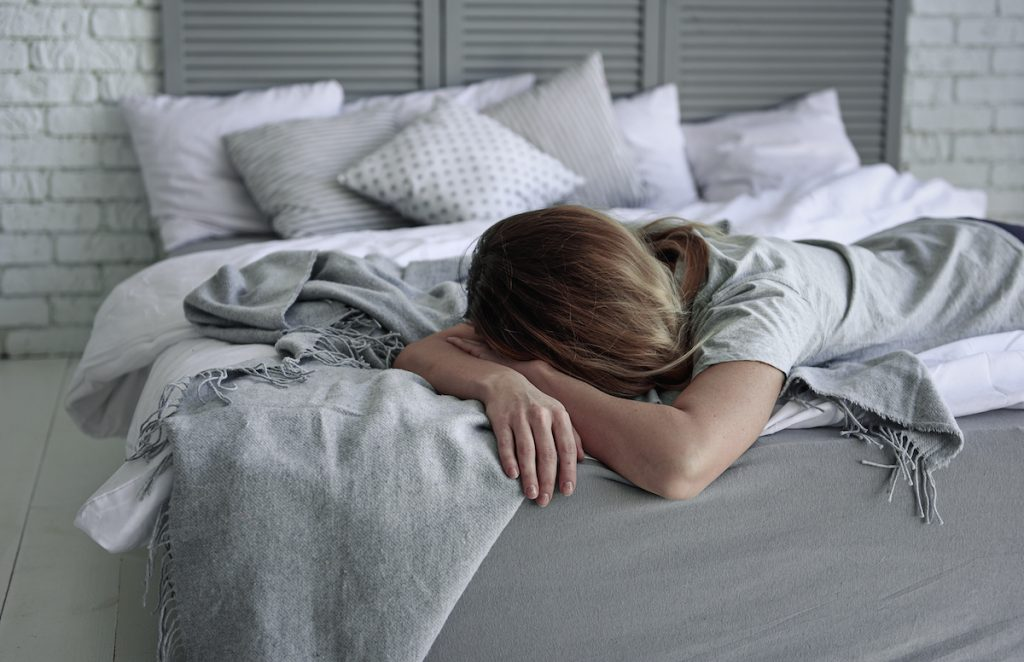 12 Common Causes Of Chronic Insomnia